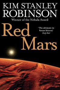 Red Mars - image via Wikimedia