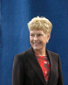 Ruth Rendell - image courtesy of Wikimedia