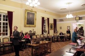 Tamworth Town Hall hosts Sir Robert Peel Event